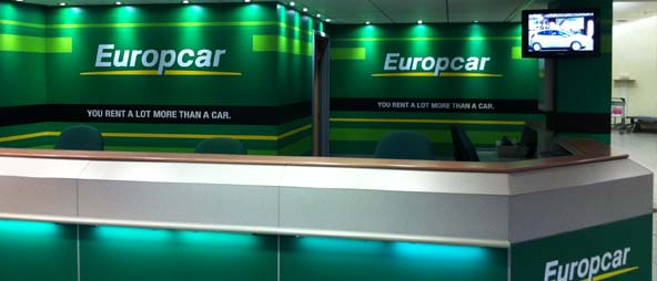 Guernsey Airport Car Hire Europcar